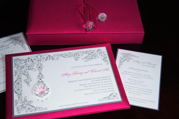 Platinum Wedding Invitations Wedding Invitation Ideas